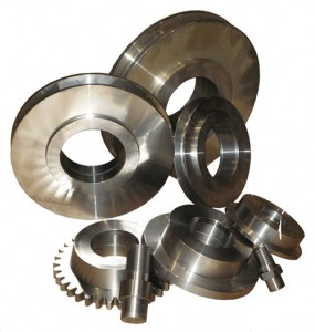 Machined Steel Hoist Components